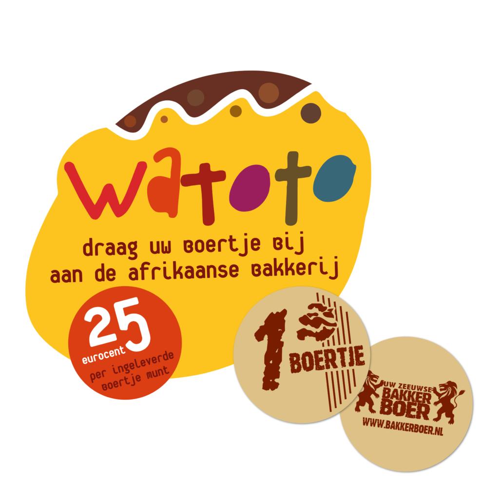 Watoto muntje